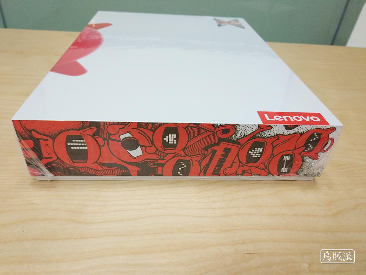 联想小新 Air 13 Pro 包装盒侧面