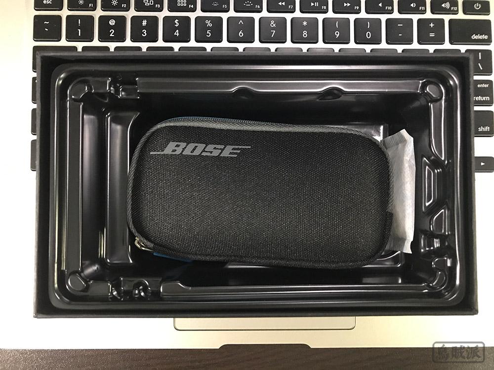 Bose QuietComfort QC20有源消噪耳机初体验-乌贼派